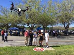 Fun Day with Drones