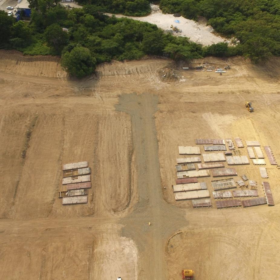 Costruction Progress